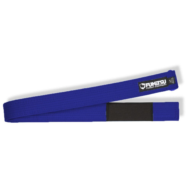 Fumetsu Ranked BJJ Belt Dark Blue