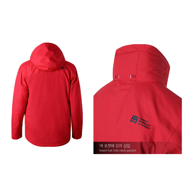 Mooto Shell Jacket Red