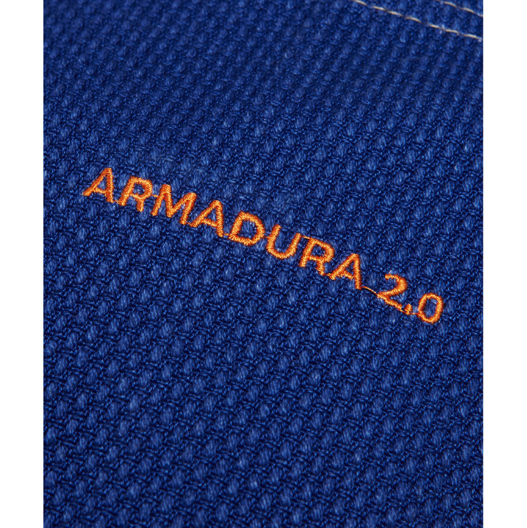 Gr1ps Athletics Armadura 2.0 Camo BJJ Gi Blue