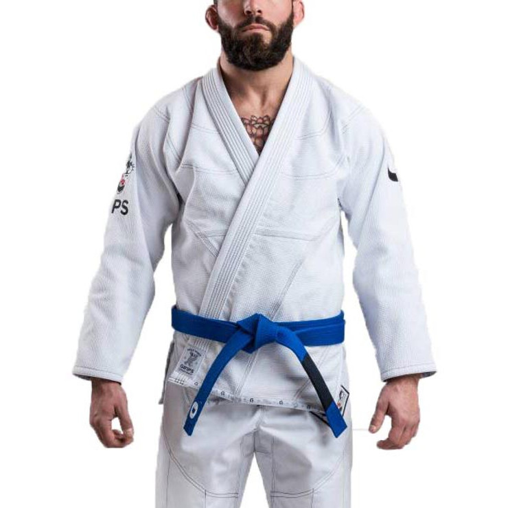 Gr1ps Athletics Limited Edition Arte Suave BJJ Gi White