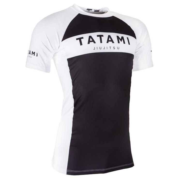 Tatami Fightwear Original Short Sleeve Rash Guard