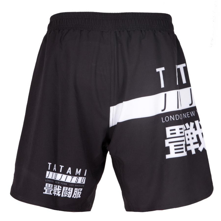 Tatami Fightwear Worldwide Grapple Fit Shorts