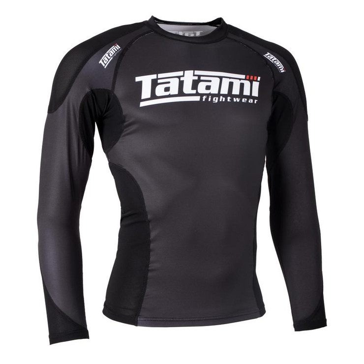 Tatami Fightwear Technical Long Sleeve Rash Guard