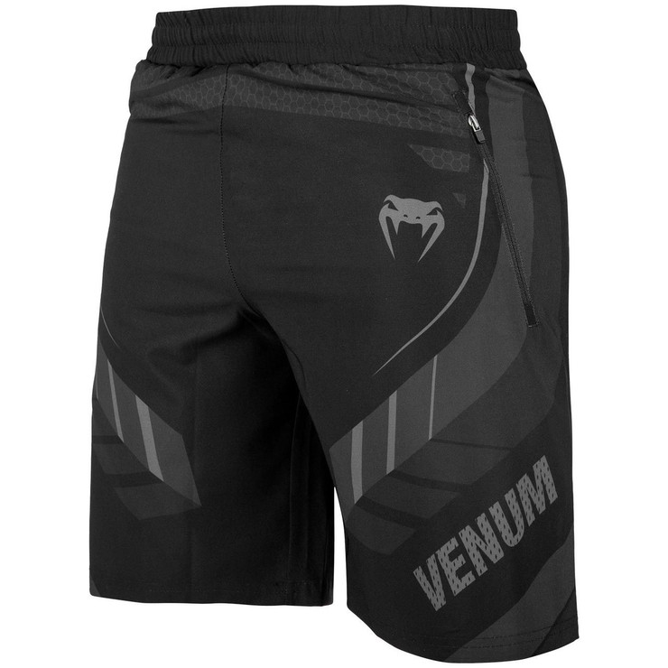 Venum Technical 2.0 Training Shorts Black/Black