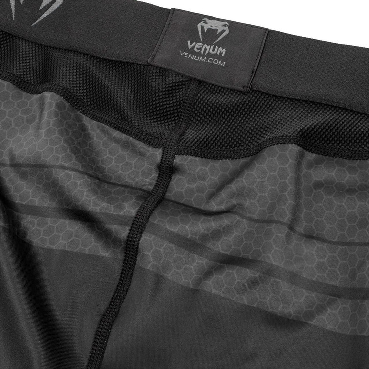 Venum Technical 2.0 Spats Black/Black