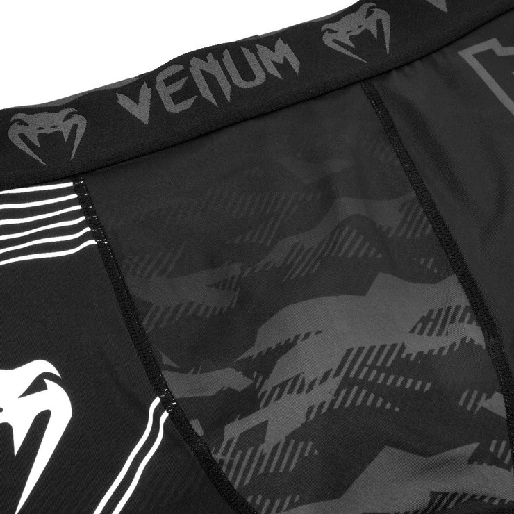 Venum Okinawa 2.0 Compression Shorts Black/White