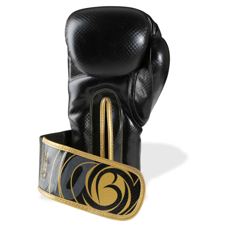 Bytomic Performer 3.0 Carbon Boxing Gloves Black/Gold