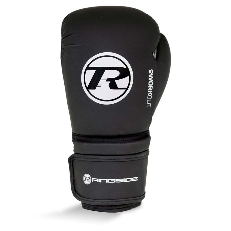 Ringside Workout Series Boxing Gloves Black