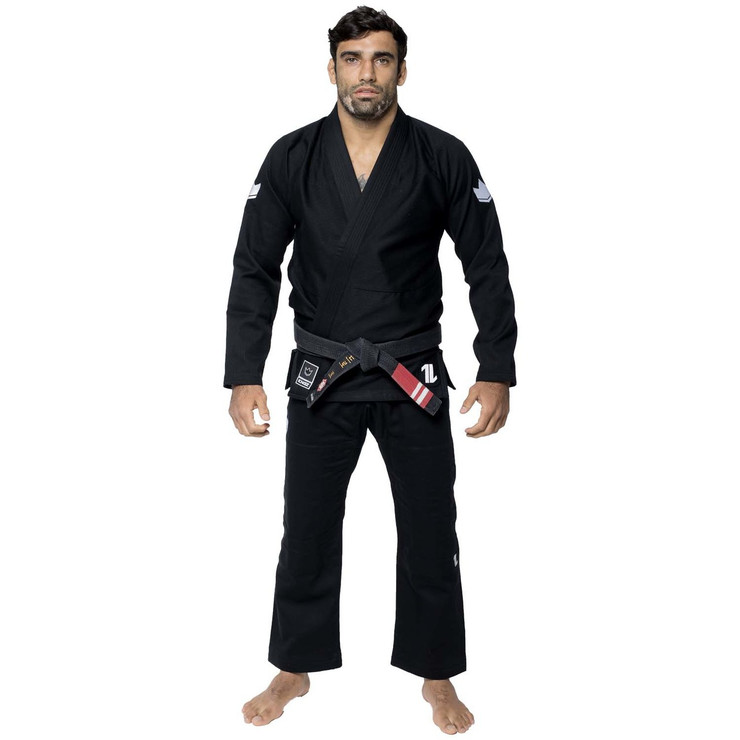 Kingz The One BJJ Gi Black