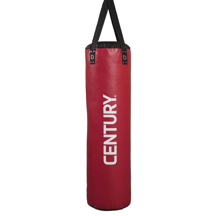 Century Brave 100lb Heavy Punch Bag Red/Black