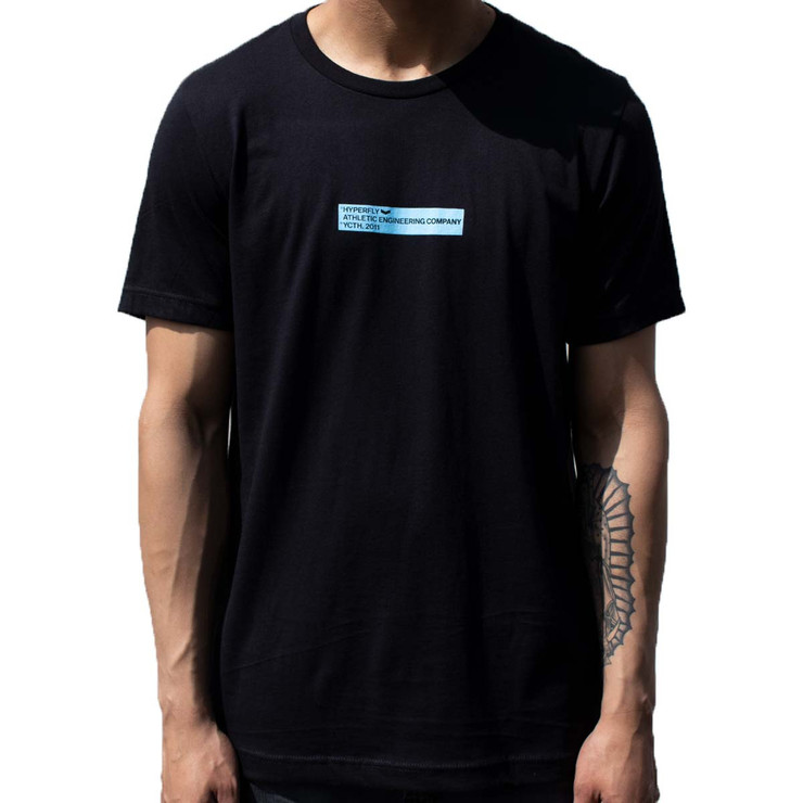 Hyperfly The Box T-Shirt Black