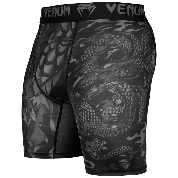 Venum Dragon's Flight Compression Shorts Black