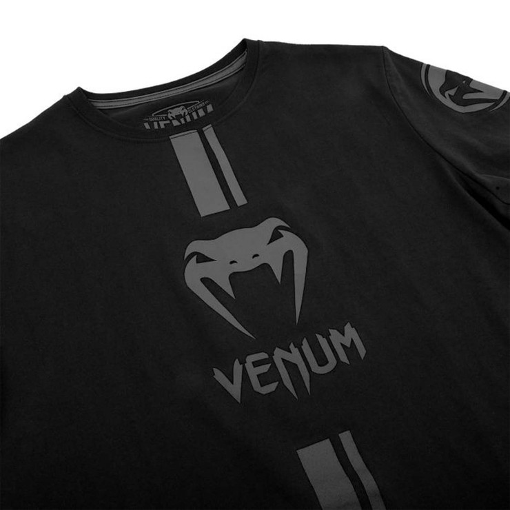 Venum Logos T-Shirt Black
