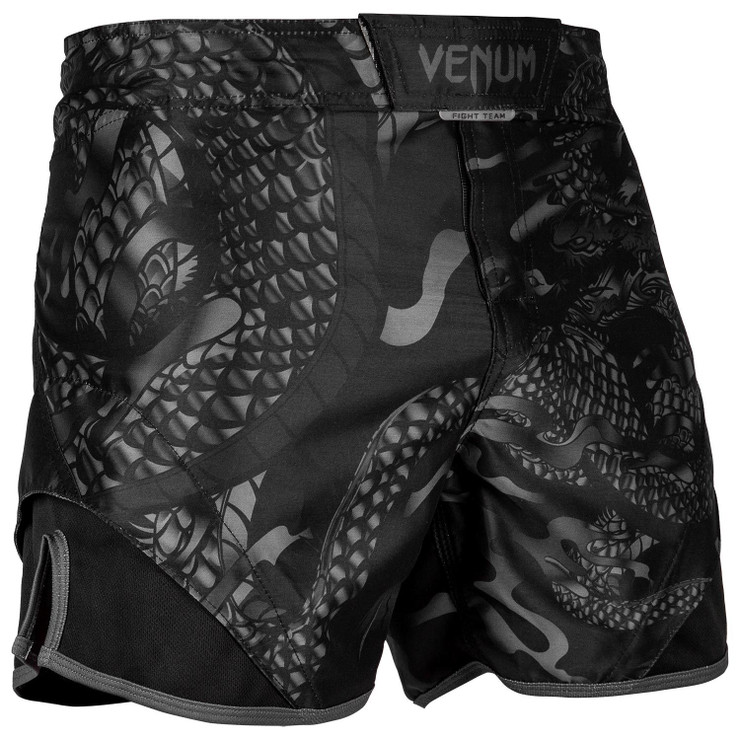 Venum Dragon's Flight Fight Shorts Black
