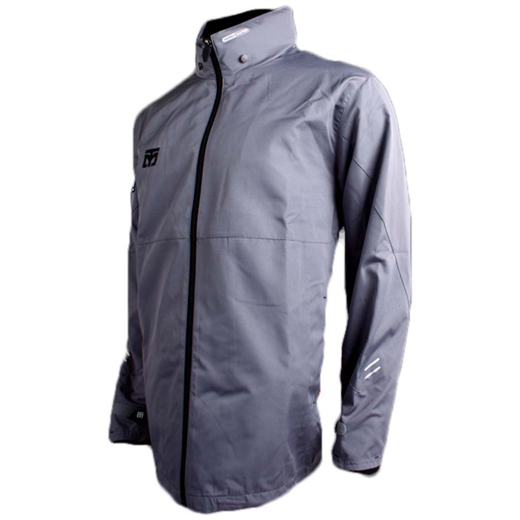 Mooto Wing Jacket Grey
