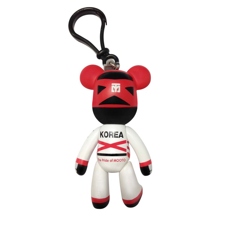 Mooto Sparring Bears Keyring