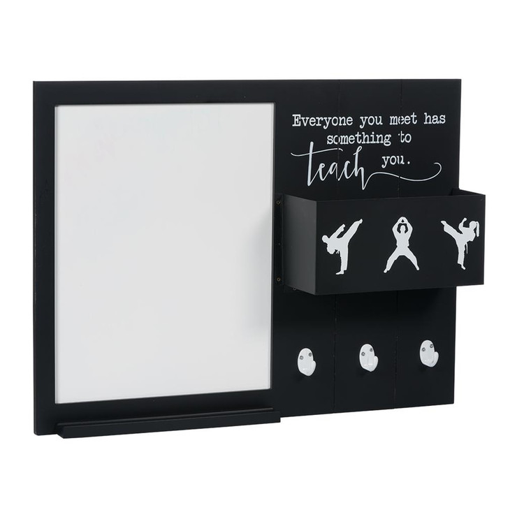 Century Silhouette Martial Arts White Board