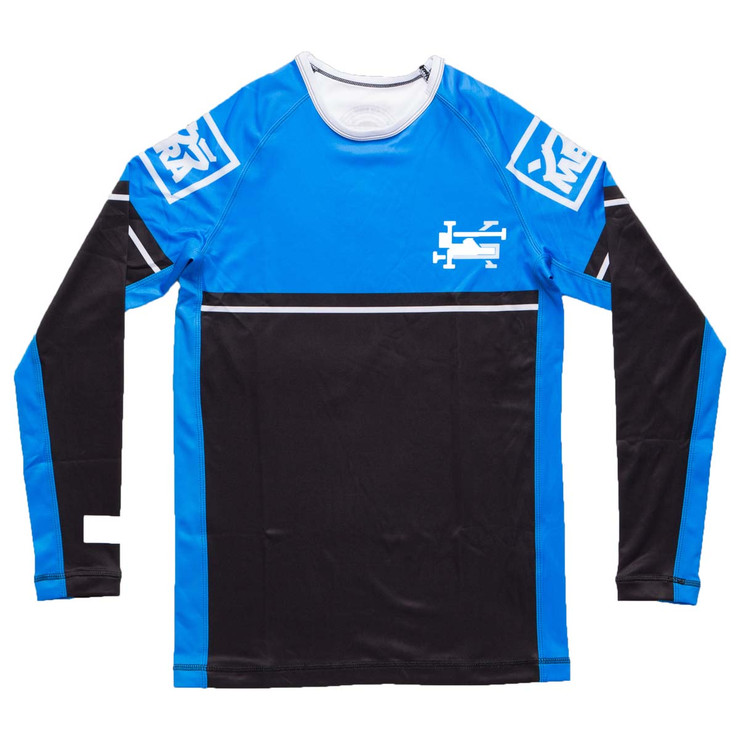 Scramble Ranked IBJJF Rash Guard