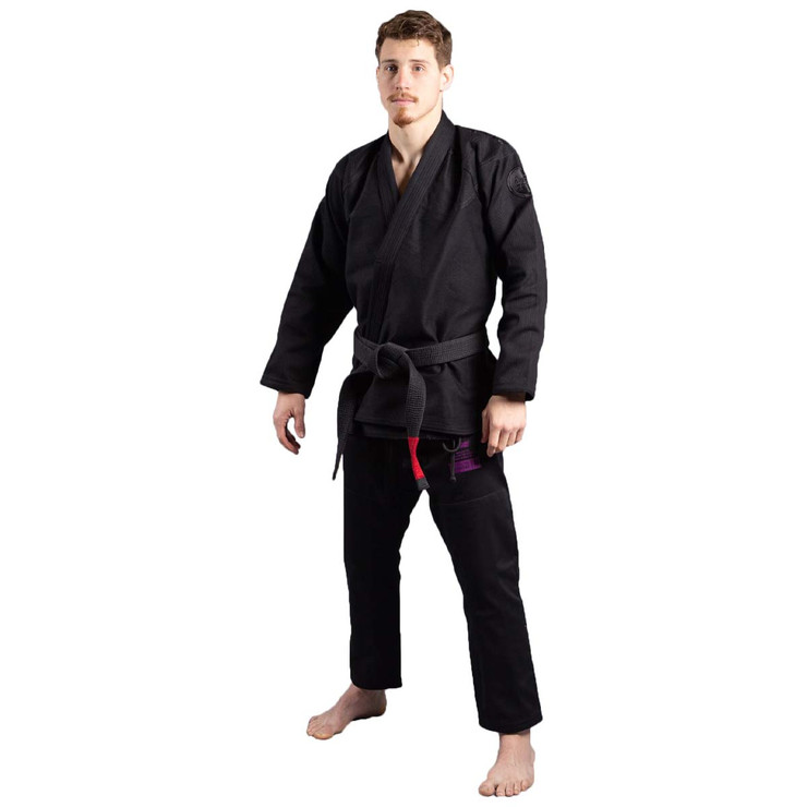 Scramble Athlete V4 550 Midnight Edition BJJ Gi