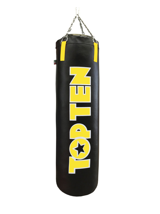 Top Ten Heavy Bag Black/Yellow 50kg