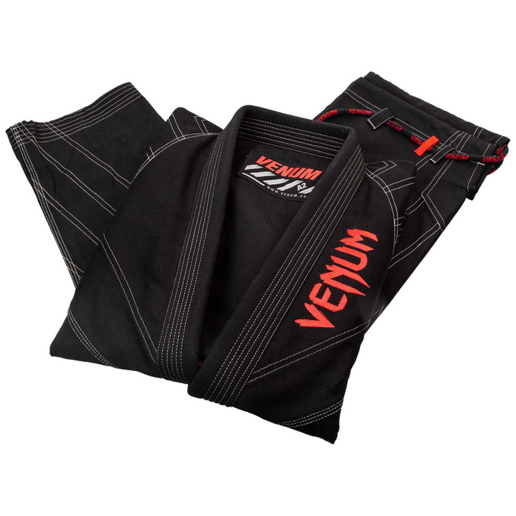Venum Power 2.0 BJJ Gi Black
