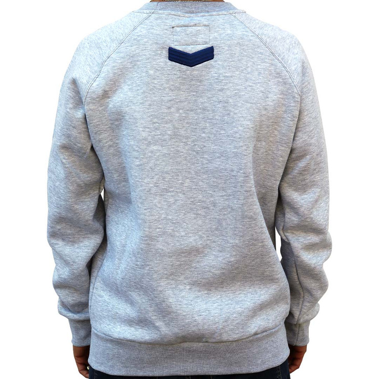 Hyperfly Crewneck Sweatshirt Grey