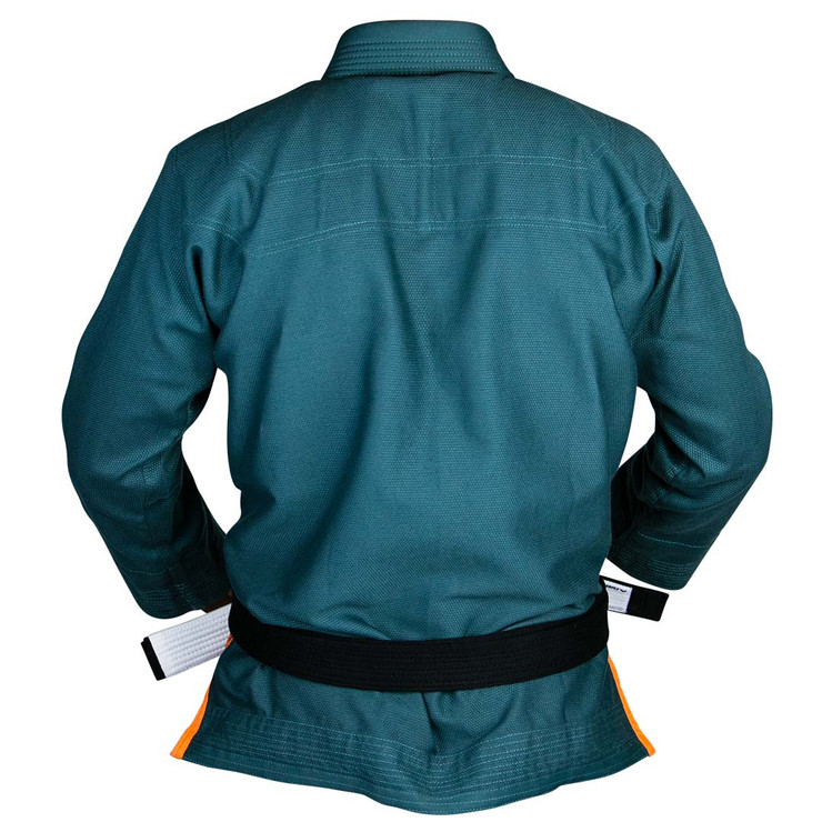 Hyperfly Hyperlyte 2.0 BJJ Gi Teal/Orange