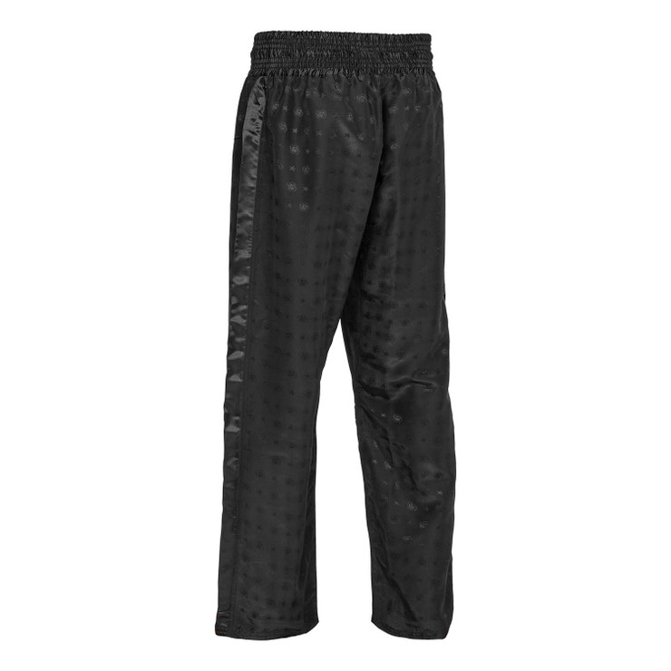 Bytomic Performer V2 Adult Kickboxing Pants Black/Black
