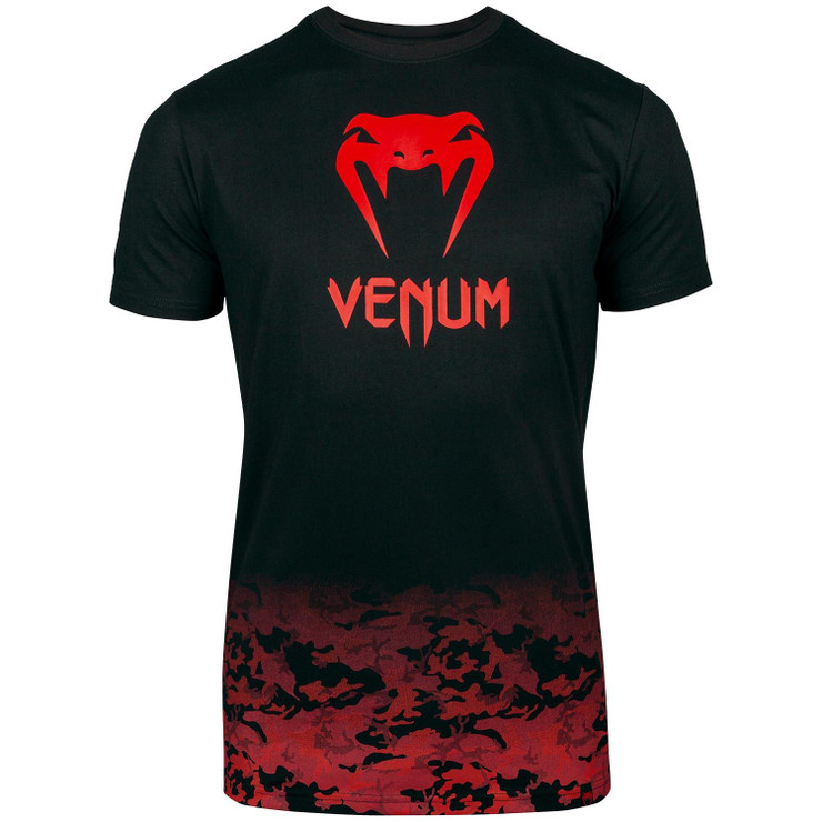 Venum Classic T-Shirt Black/Red