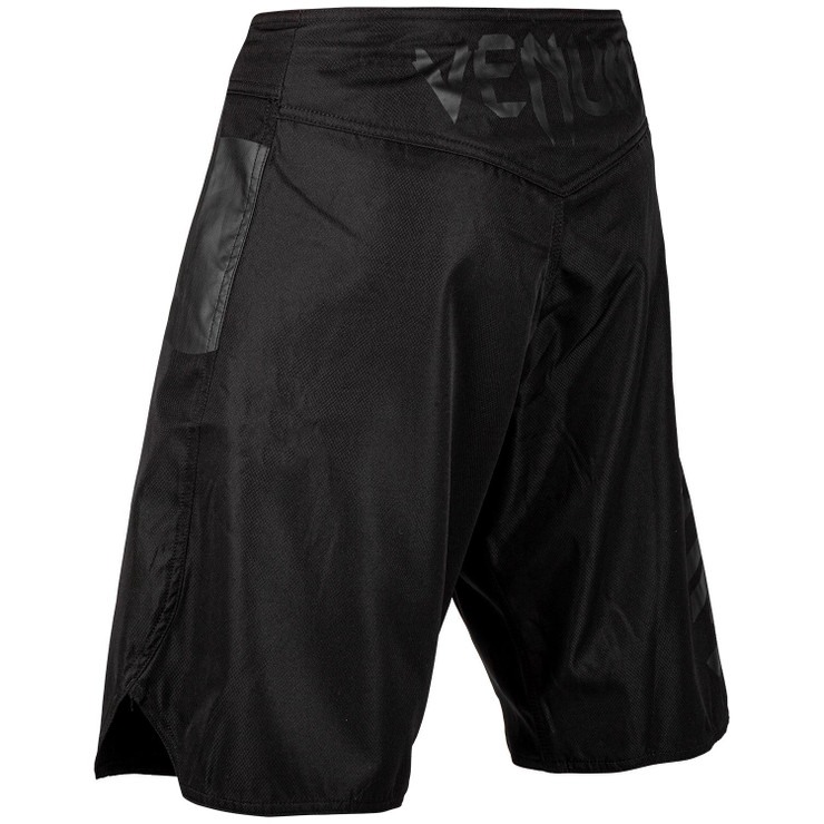 Venum Light 3.0 Fight Shorts Black/Black