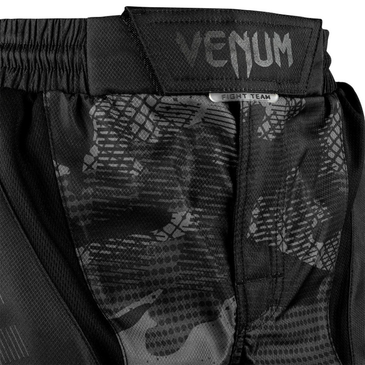 Venum Tactical Fight Shorts Black/Black