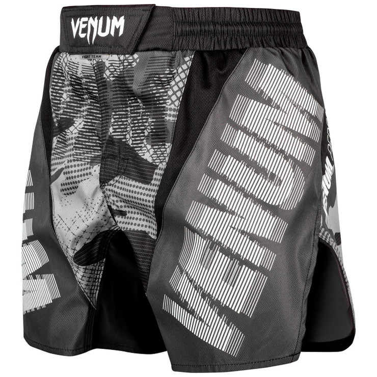 Venum Tactical Fight Shorts Black/White