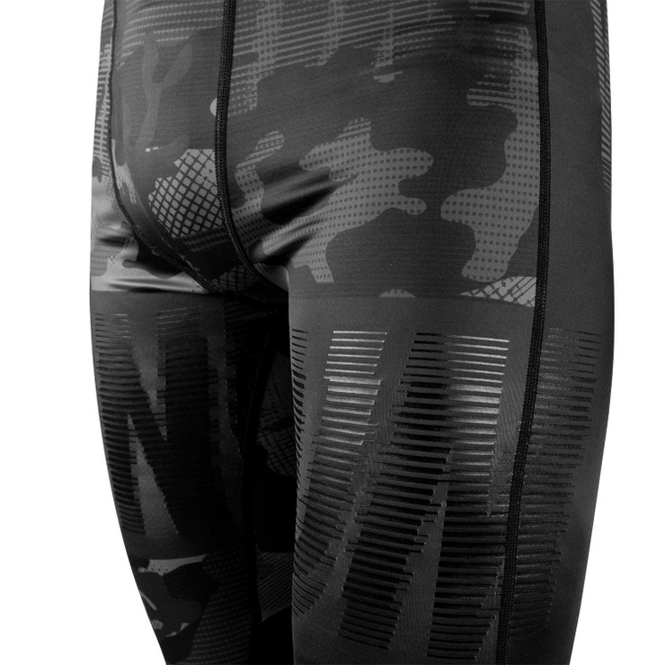 Venum Tactical Spats Black/Black