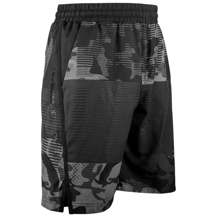 Venum Tactical Training Shorts Black/Black