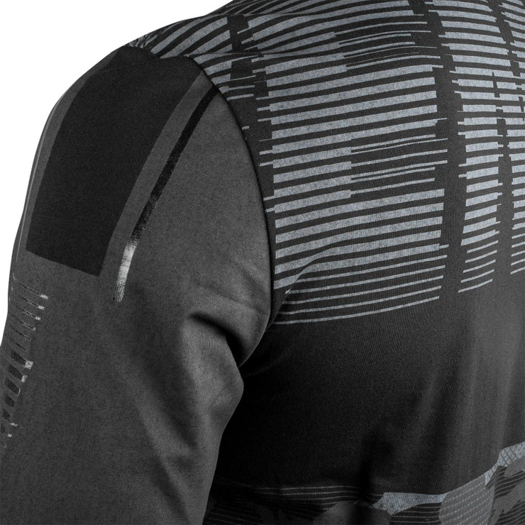 Venum Tactical Long Sleeve T-Shirt Black/Black