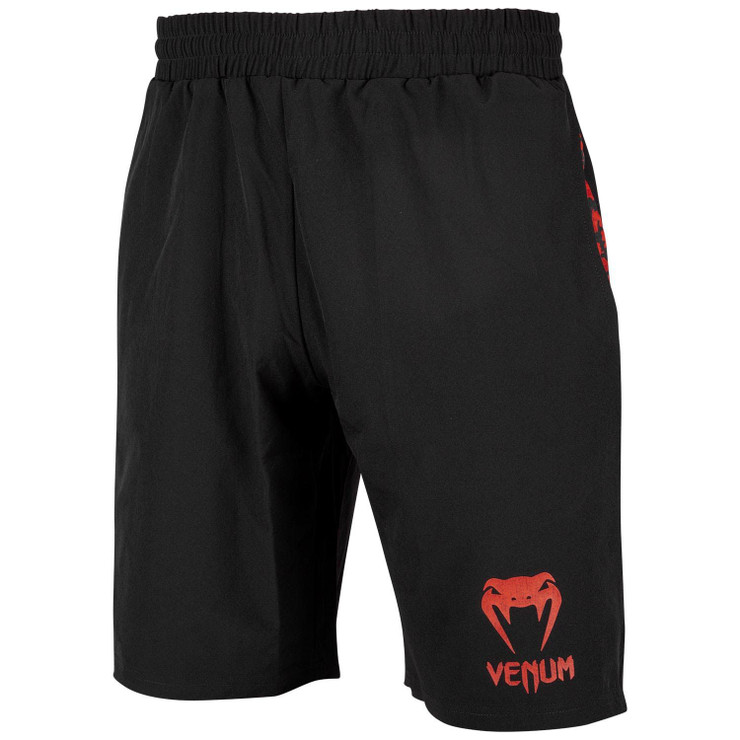 Venum Classic Training Shorts Black/Red