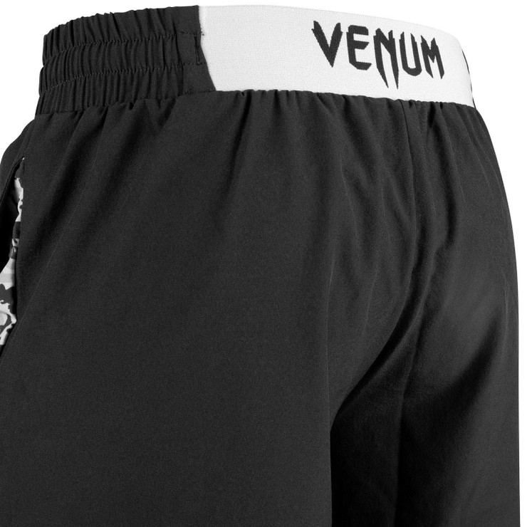 Venum Classic Training Shorts Black/White