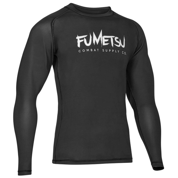 Fumetsu CSC Rash Guard Black
