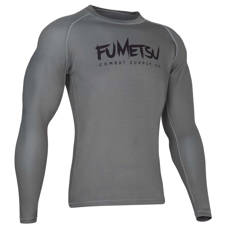 Fumetsu CSC Rash Guard Grey