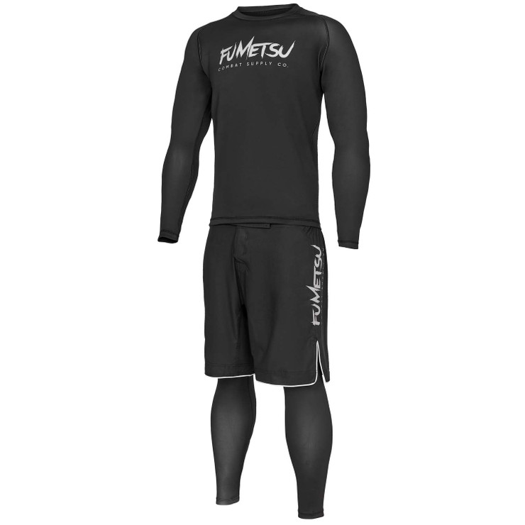 Fumetsu CSC UltraLight Fight Shorts Black