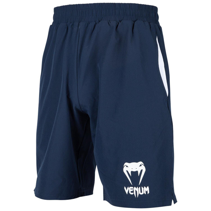 Venum Classic Training Shorts Navy Blue