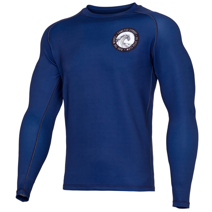 Fumetsu Waves Rash Guard