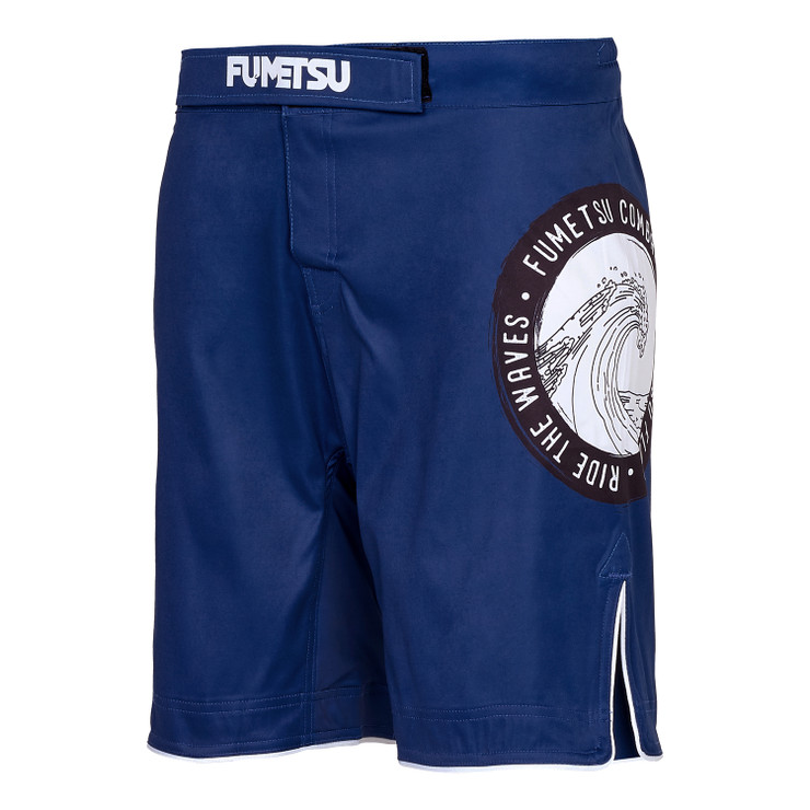 Fumetsu Waves Fight Shorts