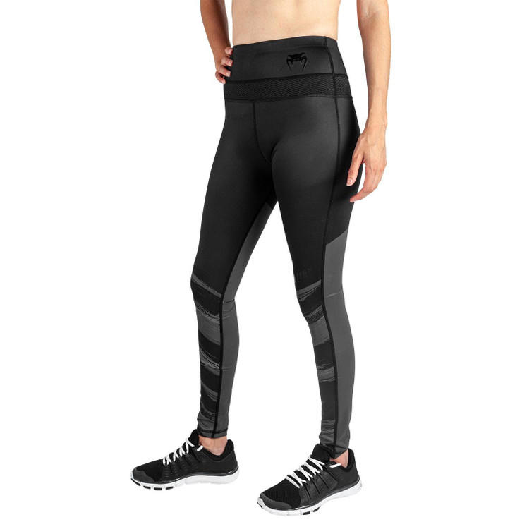 Venum Womens Rapid 2.0 Leggings Black/Black