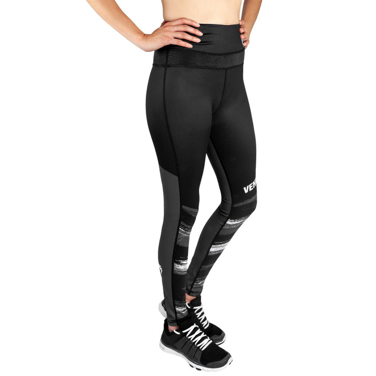 Venum Womens Rapid 2.0 Leggings Black/White