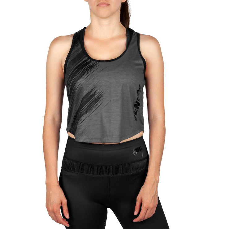 Venum Womens Rapid 2.0 Tank Top Black/Black