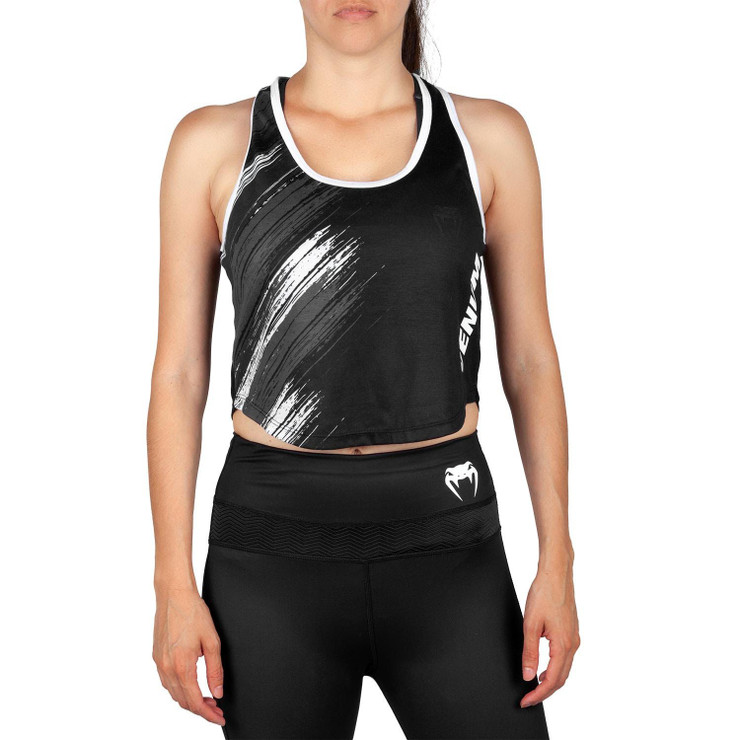 Venum Womens Rapid 2.0 Tank Top Black/White