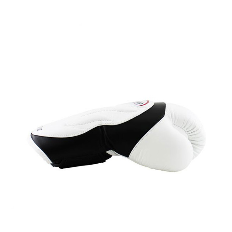 Twins BGVL6 Deluxe Sparring Gloves White/Black