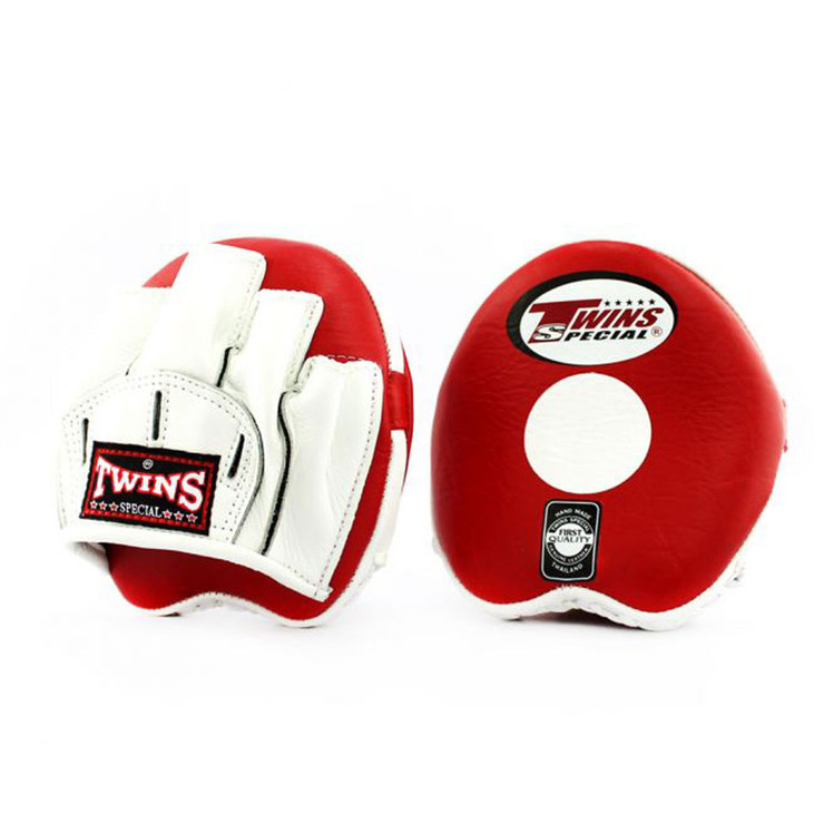 Twins PML13 Speed Focus Mitts Red/White
