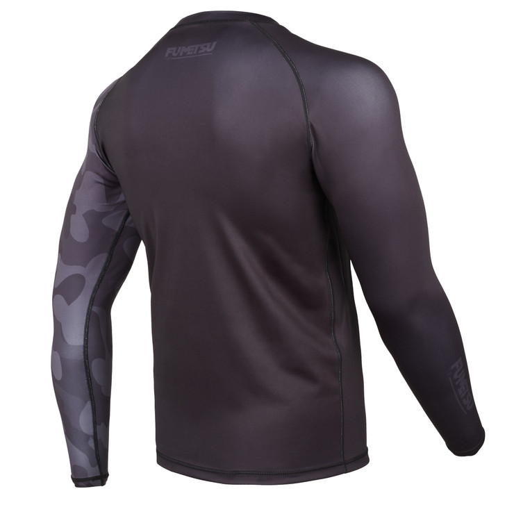 Fumetsu Stealth Camo Rash Guard